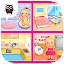 Download Android Game Sweet Baby Girl - Dream House for Samsung