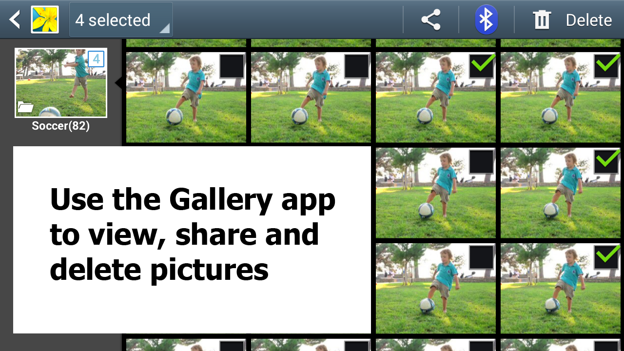 Burst Mode Camera Screenshot 2