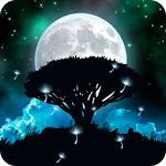 Night Scene Live Wallpaper APK Image