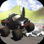 Monster Truck Simulator 3D Icon