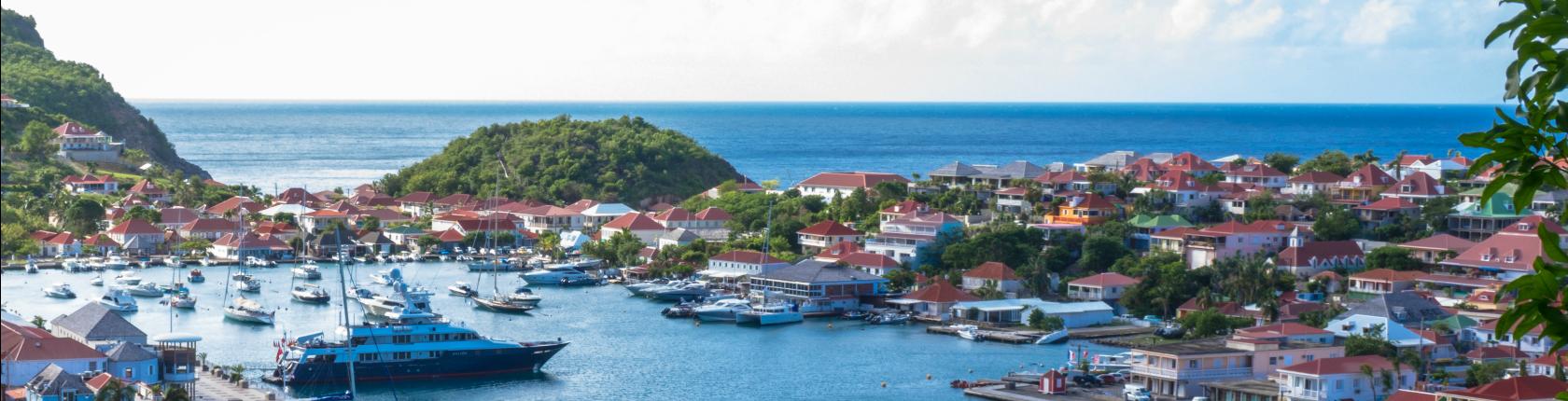 from Elliott gay caribbean island