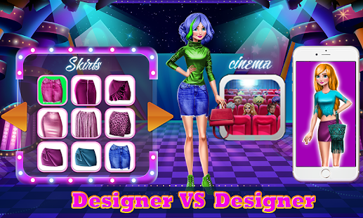 Dress Up Battle Fashion Game Screenshot Thumbnail