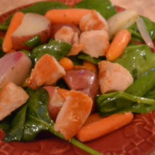 Roasted Vegetable Salad Chicken Recipes