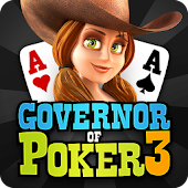 17.  Governor of Poker 3 - Texas Holdem Poker Online