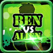 Download Ben Fight Super Alien Rescue APK on PC