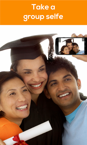 Back Camera Selfie Pro - screenshot
