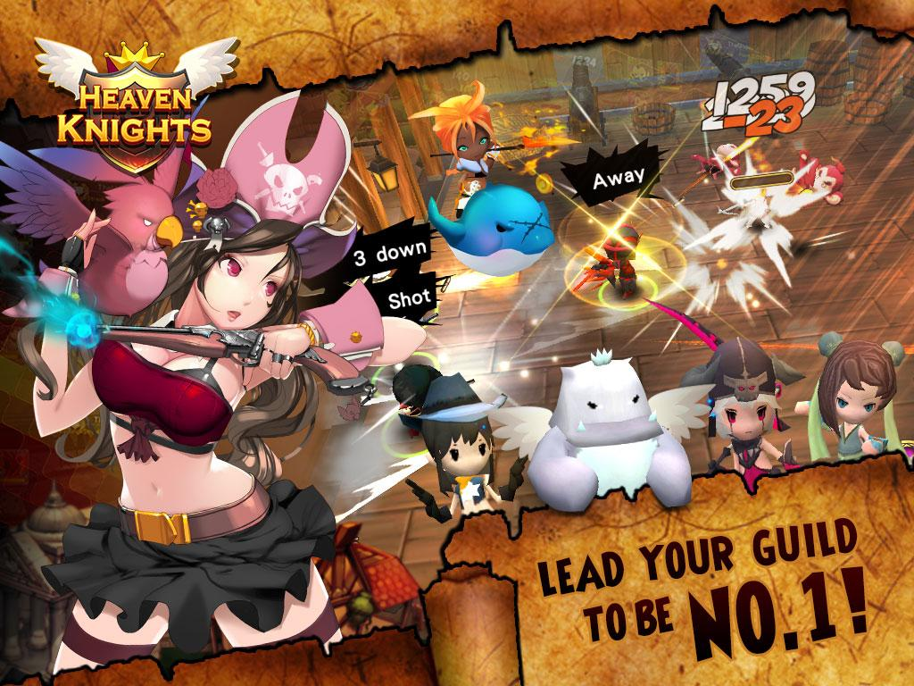 Heaven Knights Screenshot 4