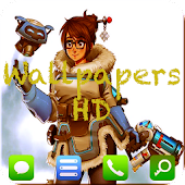 Download  Wallpaper overwatch  Apk