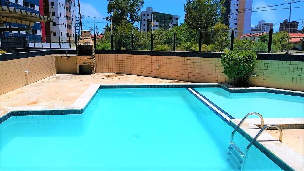 Apartamento residencial à venda, Intermares, Cabedelo - AP5447.