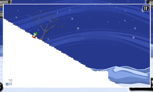 Penguin Winter Fun + - screenshot