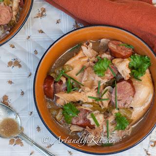 Chicken Kielbasa Gumbo Recipes