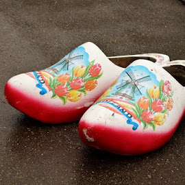 wooden shoes by Lynnie Keathley - Artistic Objects Clothing & Accessories
