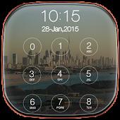 Dubai Keypad Lockscreen APK for Bluestacks