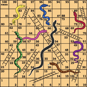Snake and Ladder Game-Sap Sidi Icon