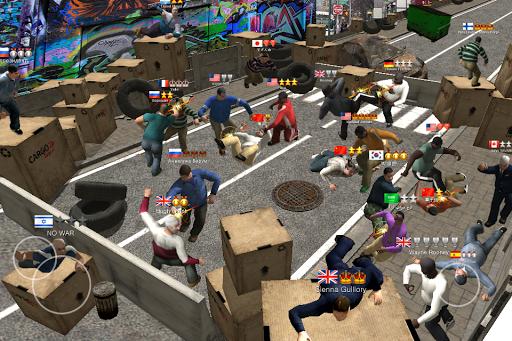 Group Fight Online screenshot 1