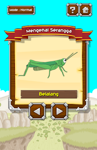 Game Anak Edukasi Serangga- screenshot