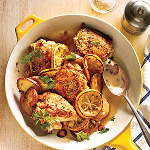10 Best Meyer Lemon Chicken Thighs Recipes | Yummly