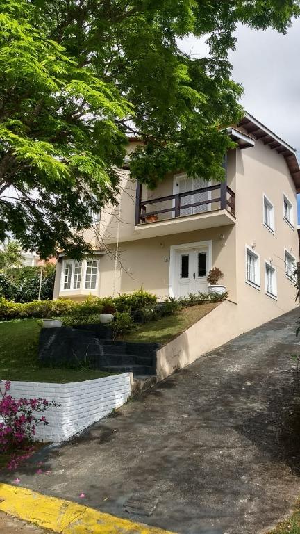 Sobrado com 3 dormitórios à venda, 270 m² por R$ 1.050.000 - Condomínio Santa Helena III - Bragança Paulista/SP