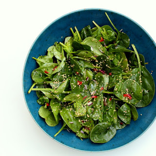 Chopped Spinach Salad Recipes