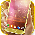 App Sparkling Glitter Wallpaper APK for Kindle