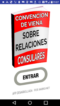 Vienna Convention on Consular Relations APK