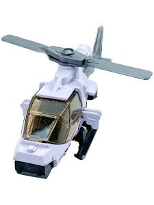 """Машинка """"МИР МАШИНОК"""" 1:64 """"POLICE"""" Вертолет"""