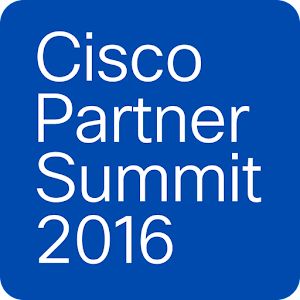 Cisco Partner Summit 2016