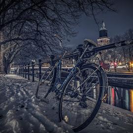 by Bojan Bilas - Transportation Bicycles