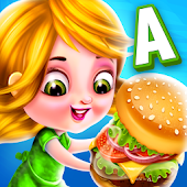 Download Let's Learn FastFood Spelling APK to PC