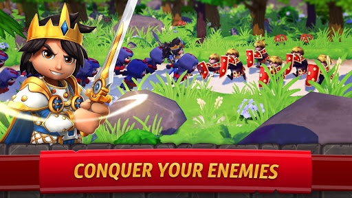 Royal Revolt 2 screenshot 3