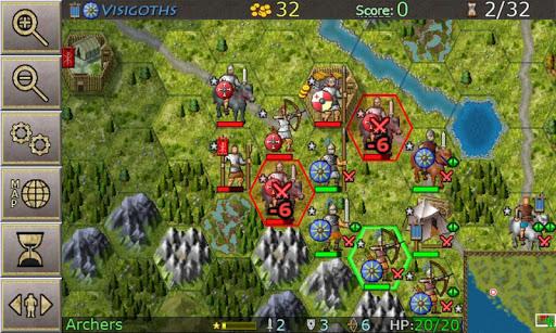 Strategy Rome in Flames - screenshot