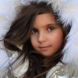 winter jacket by Mark Warick - Babies & Children Child Portraits ( eve )
