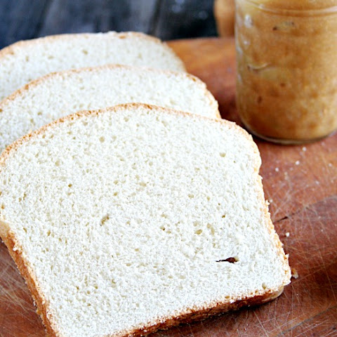 Apple Cider {yeast} Bread