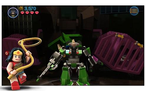 LEGO Batman: DC Super Heroes Screenshot