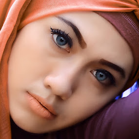 by Ferdy Baharudin - People Portraits of Women