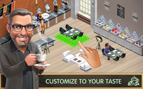 My Cafe: Recipes & Stories- screenshot thumbnail