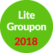 Lite App for Groupon$ 2018/2019 icon