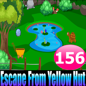 Escape From Yellow Hut Game