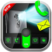 Download Flash Alert On Call and SMS APK on PC