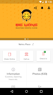 Big Wong - screenshot