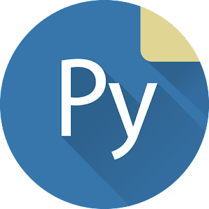Pydroid - IDE for Python 2
