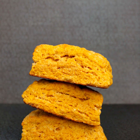 Pumpkin Curry Scones