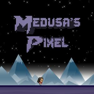 Cover art Medusas Pixel