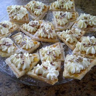 Easy Waffle Pastries