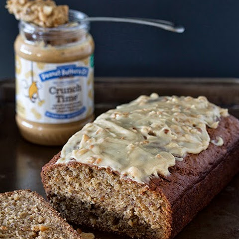 Peanut Butter-Banana Bread