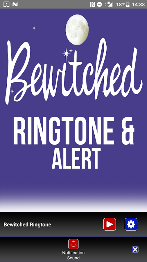 Bewitched Theme Ringtone und Alert android apps download