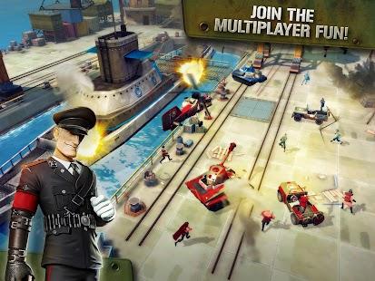 Descargar Blitz Brigade – Online FPS fun Apk Full Para Android v 2.3.0j Mod