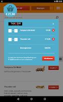 Screenshot of Thuisbezorgd.nl - Order food