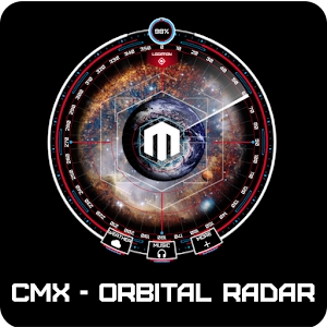 CMX - Orbital Radar for KLWP
