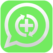 APK App Recovery Messages for Whatsap for BB, BlackBerry